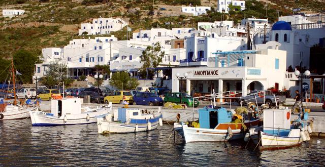 Port d'Amorgos
