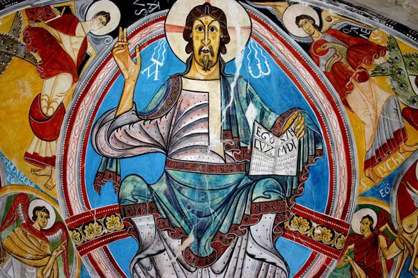 Fresque Sant Climent