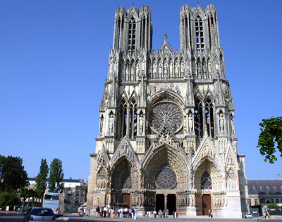 reims cathédrale