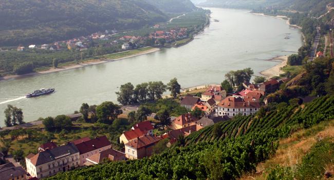 Boucle du Danube