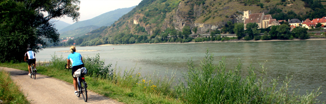 Bicyclette Danube cyclable
