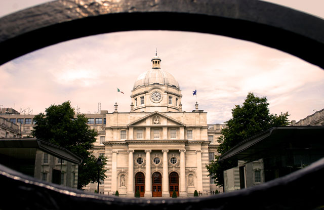 Dublin Parlement