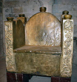 Chaise de Charlemagne