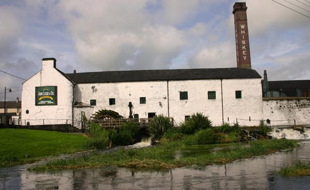 Distillerie Locke