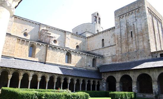 Urgell : cloître